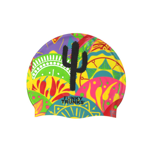 FREESTYLE FIESTA | SILICONE SWIMMING CAPS