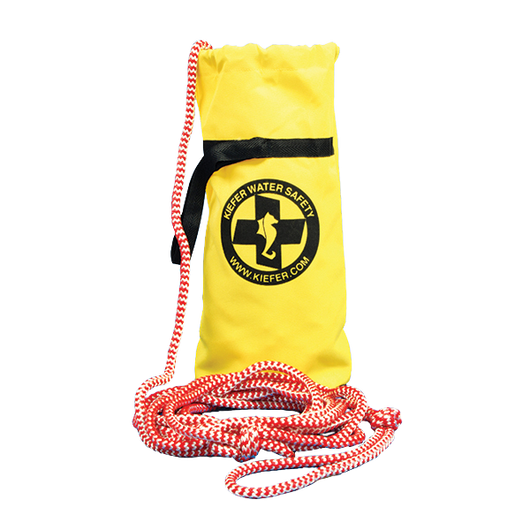 Kiefer Safety Rescue Throw Bag - 50ft