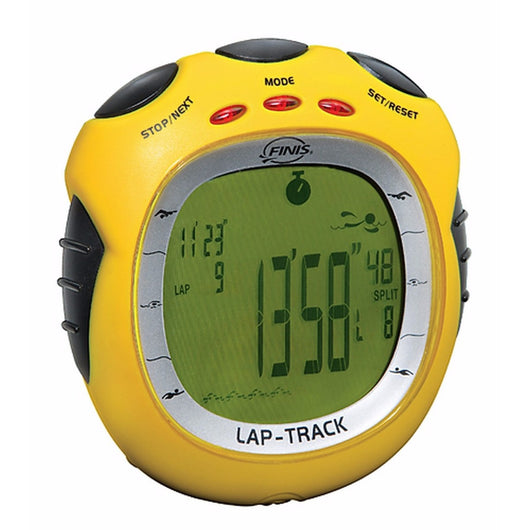 FINIS® LAP TRACK | SWIM COMPUTER AND LAP COUNTER 6