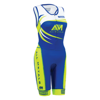 ELITE ROCKET TEAM RACE SUIT WOMEN'S 1PC 5
