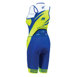 "ELITE ROCKET TEAM RACE SUIT WOMEN'S 1PC 5"" INSEAM"