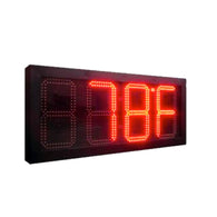 Spectrum Vision Digital Pace Clock | 4 Digits (88:88)