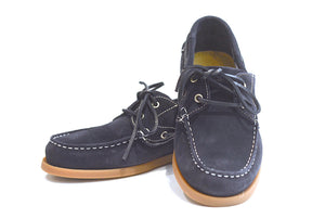 Loake - Lymington NS Lifestyle boatshoe Navy