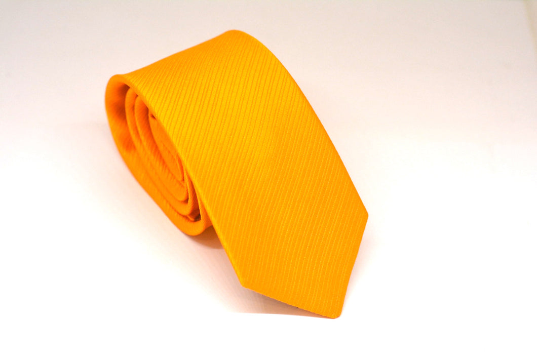 Slips - Orange m. svag struktur. Made by LUNDSTRÖMS