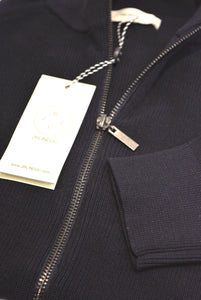 "Strik ""KERMIT"" Zip Knit - NAVY"