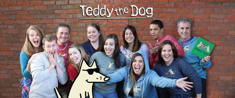teddy the dog team