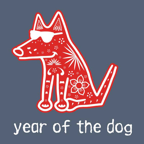 year of the dog teddy the dog