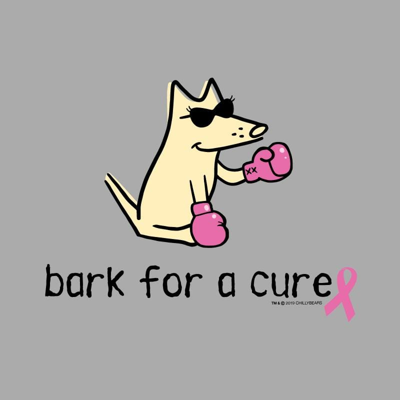 Bark For A Cure  - Lightweight Tee