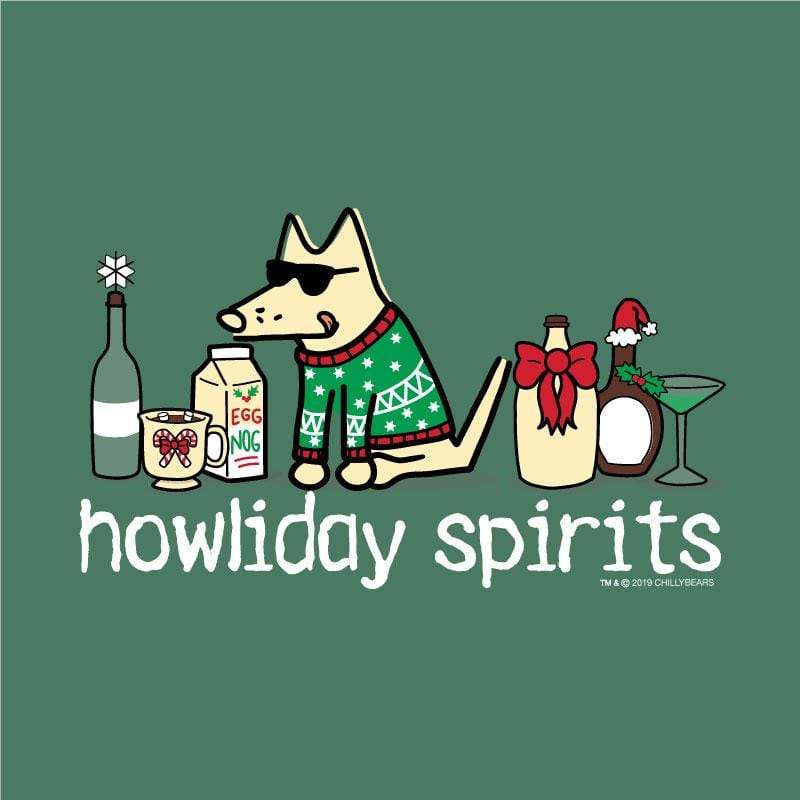 Howliday Spirits - Lightweight Tee