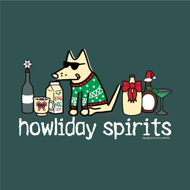Howliday Spirits - Classic Long-Sleeve T-Shirt Classic