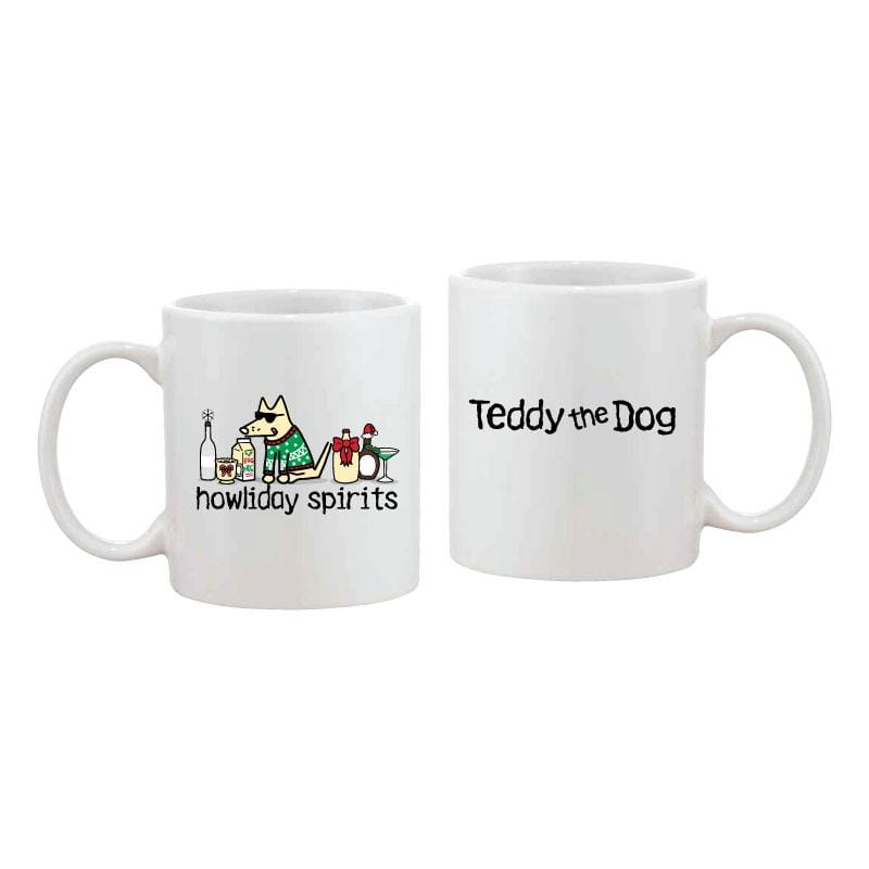 Howliday Spirits - Coffee Mug
