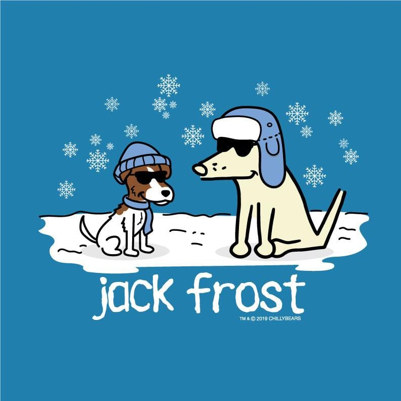 Jack Frost - Ladies T-Shirt V-Neck
