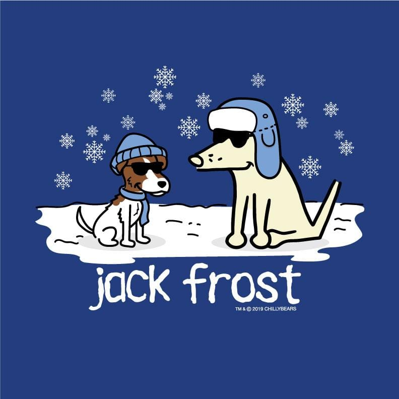 Jack Frost - Ladies Long-Sleeve T-Shirt