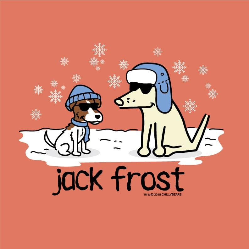 Jack Frost - Ladies Curvy V-Neck Tee