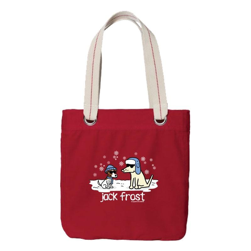 Jack Frost - Canvas Tote