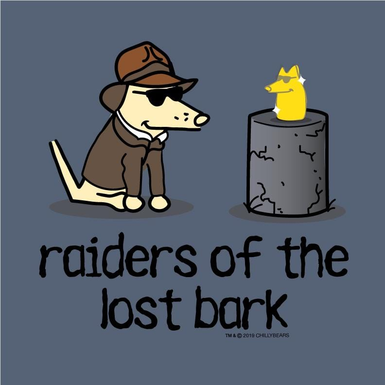 Raiders Of The Lost Bark - Classic Tee
