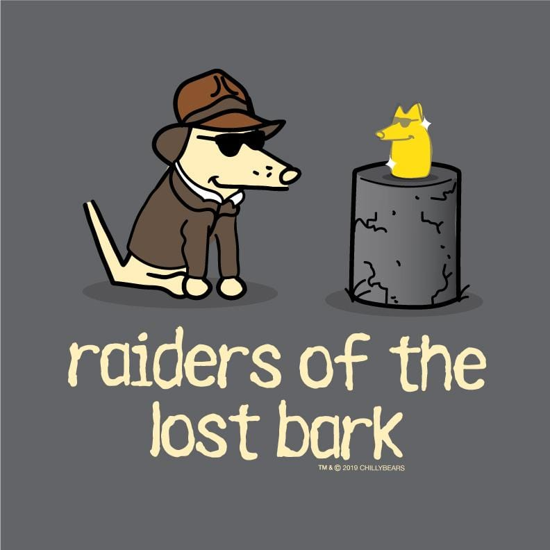 Raiders Of The Lost Bark - Sweatshirt Pullover Hoodie