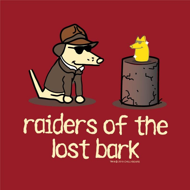 Raiders Of The Lost Bark - Canvas Tote