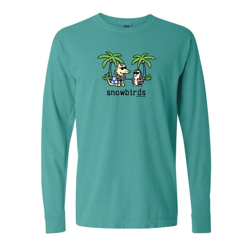 Snowbirds - Classic Long-Sleeve T-Shirt