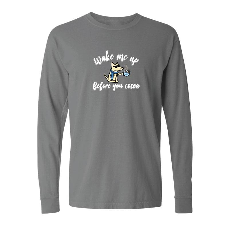 Wake Me Up Before You Cocoa - Classic Long-Sleeve T-Shirt