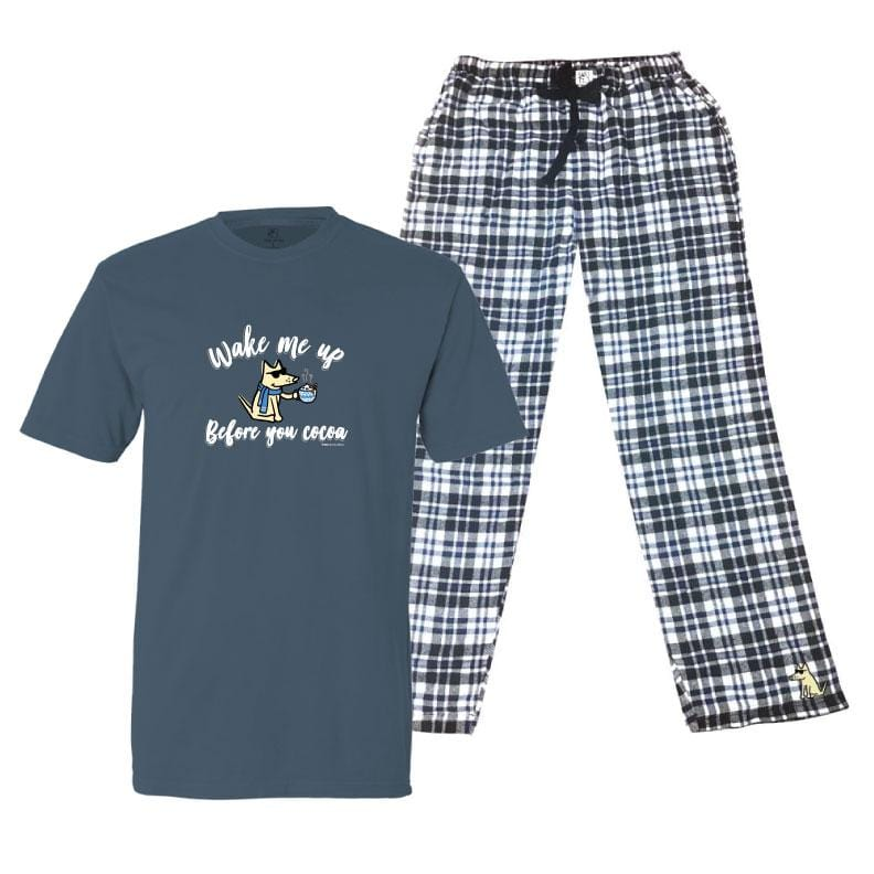 Wake Me Up Before You Cocoa - Pajama Set