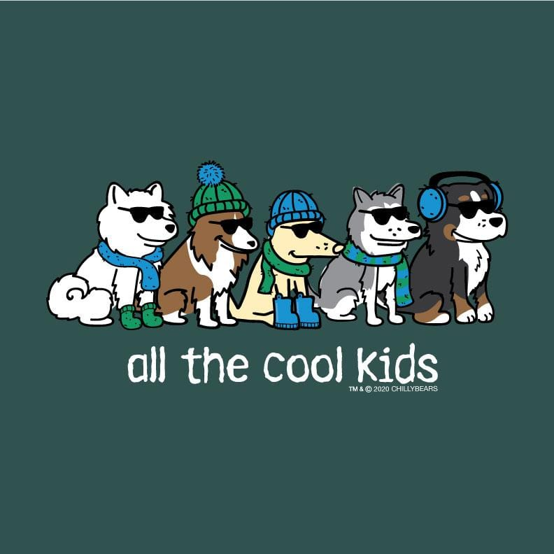 All The Cool Kids - Classic Long-Sleeve T-Shirt
