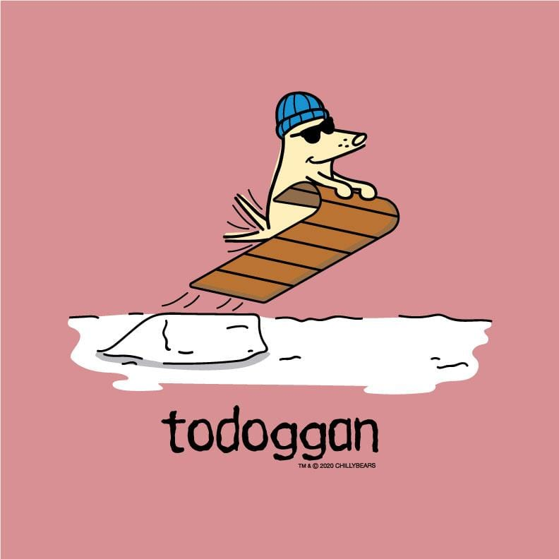 Todoggan - Ladies T-Shirt V-Neck