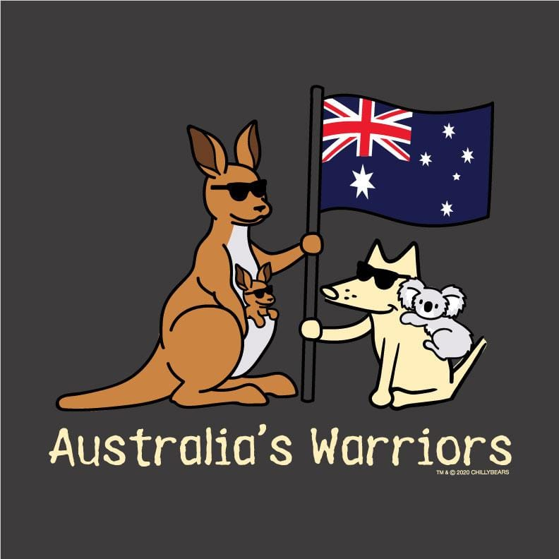 Australia's Warriors - Classic Tee