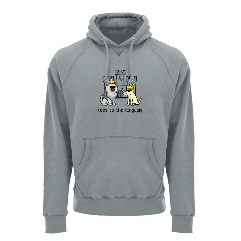 Kees To The Kingdom - Sweatshirt Pullover Hoodie