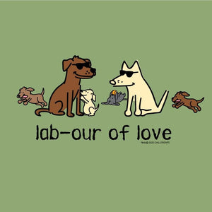 Lab-our Of Love - Lightweight Tee