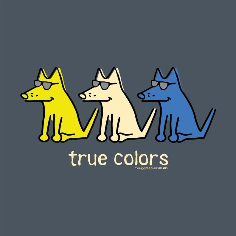 True Colors  - Lightweight Tee