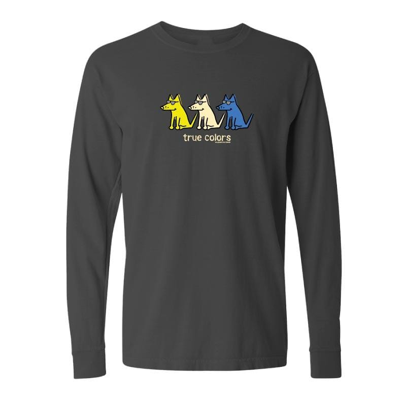 True Colors  - Classic Long-Sleeve T-Shirt