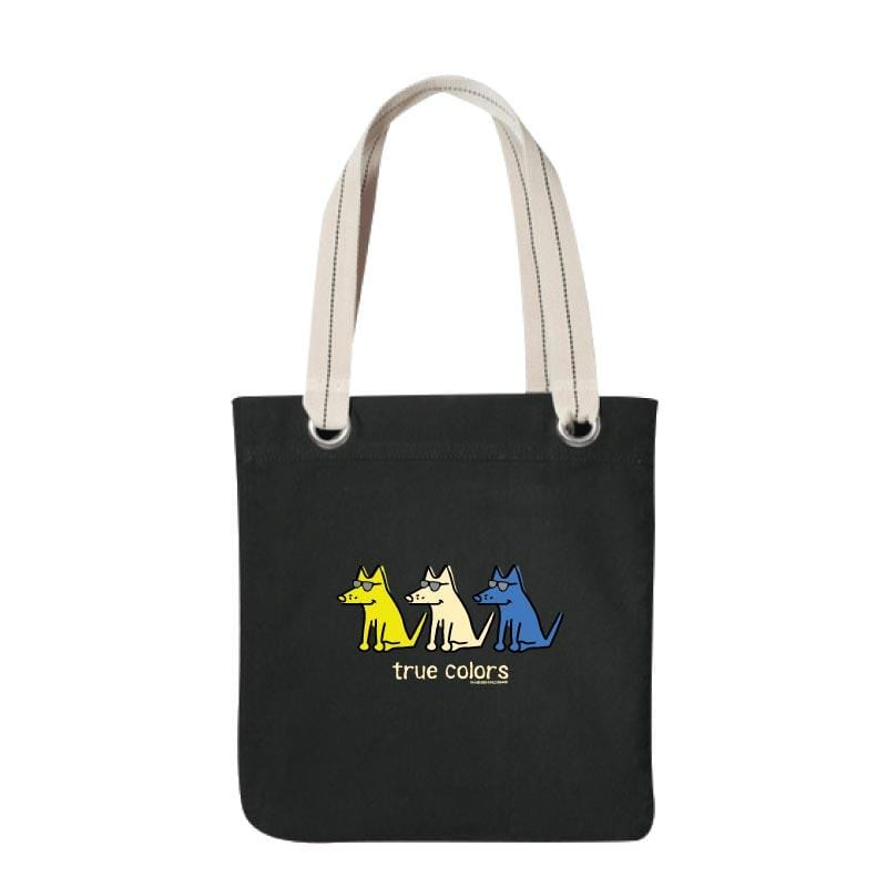True Colors - Canvas Tote