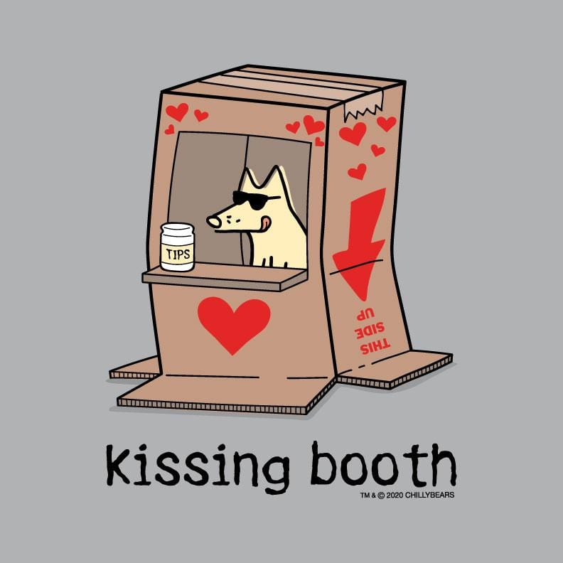 Kissing Booth - Baseball T-Shirt