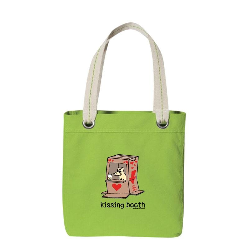 Kissing Booth - Canvas Tote