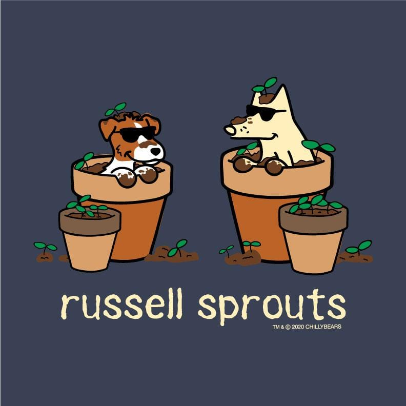 Russell Sprouts - Sweatshirt Pullover Hoodie