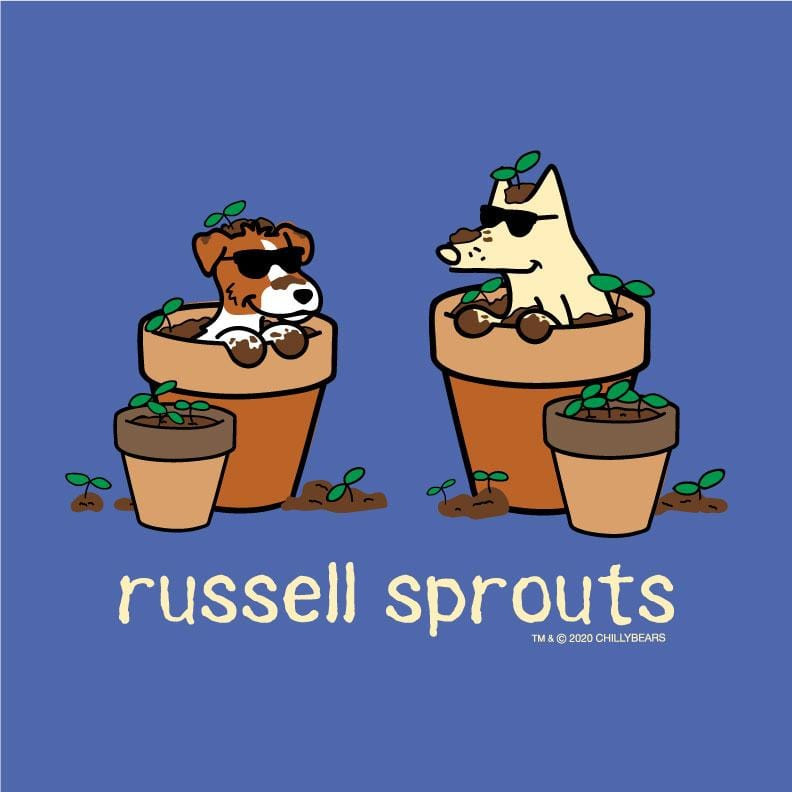 Russell Sprouts - Classic Tee