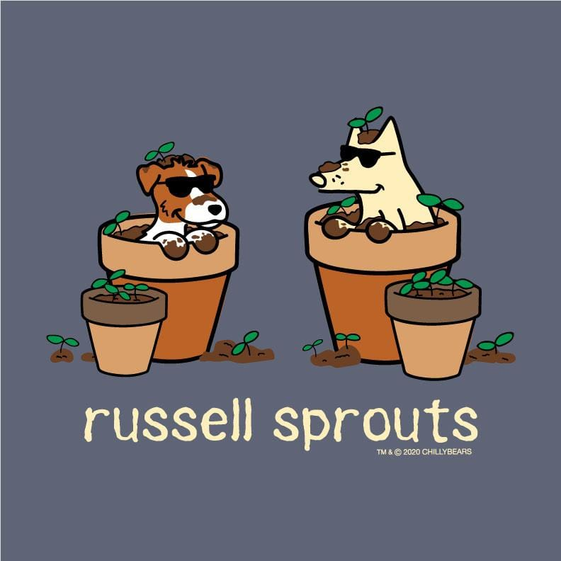 Russell Sprouts  - Classic Long-Sleeve T-Shirt