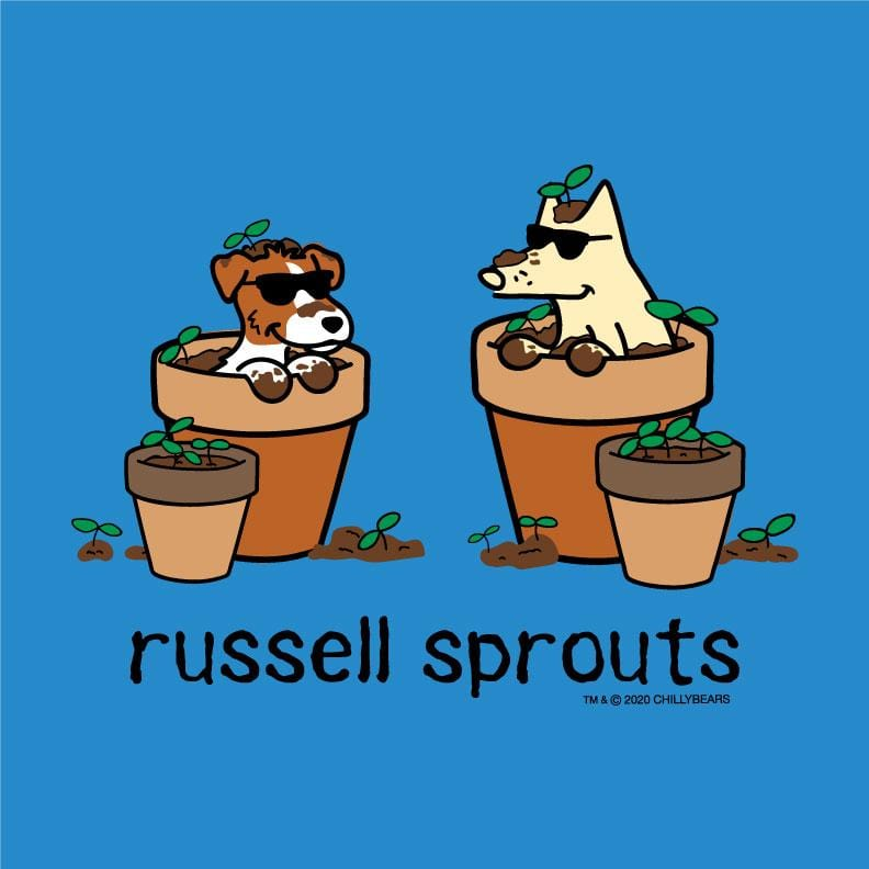 Russell Sprouts - Canvas Tote