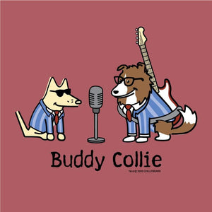 Buddy Collie - Lightweight Tee