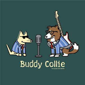 Buddy Collie  - Classic Long-Sleeve T-Shirt