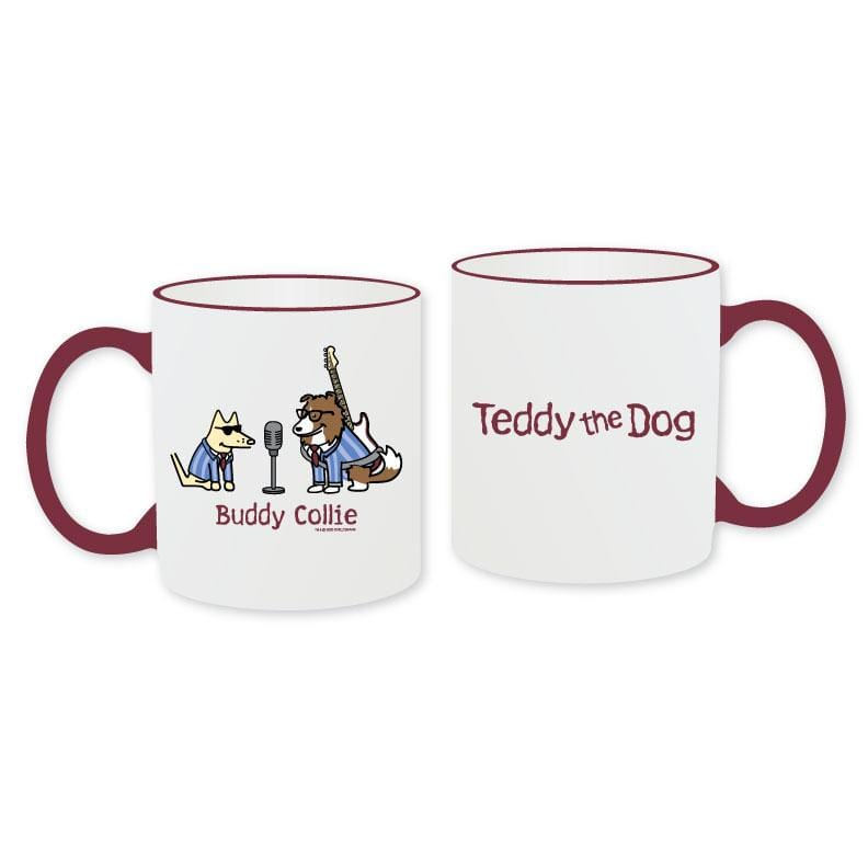 Buddy Collie - Coffee Mug