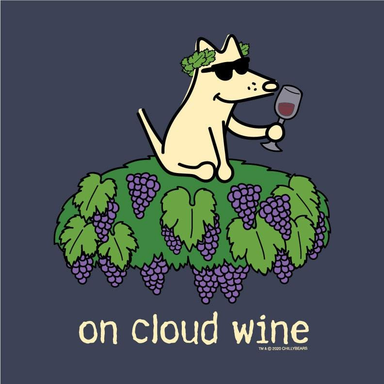 On Cloud Wine - Sweatshirt Pullover Hoodie