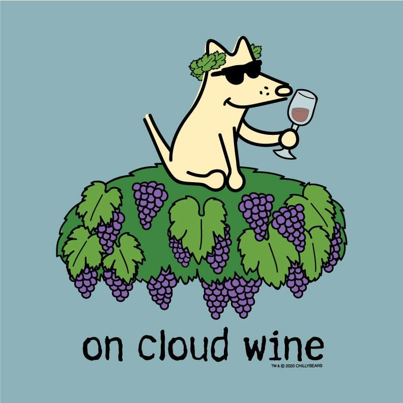 On Cloud Wine - Classic Tee