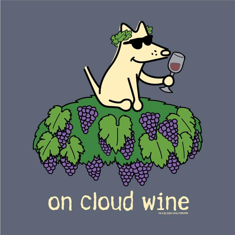 On Cloud Wine  - Classic Long-Sleeve T-Shirt