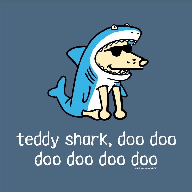 Teddy Shark - Onesie Infant