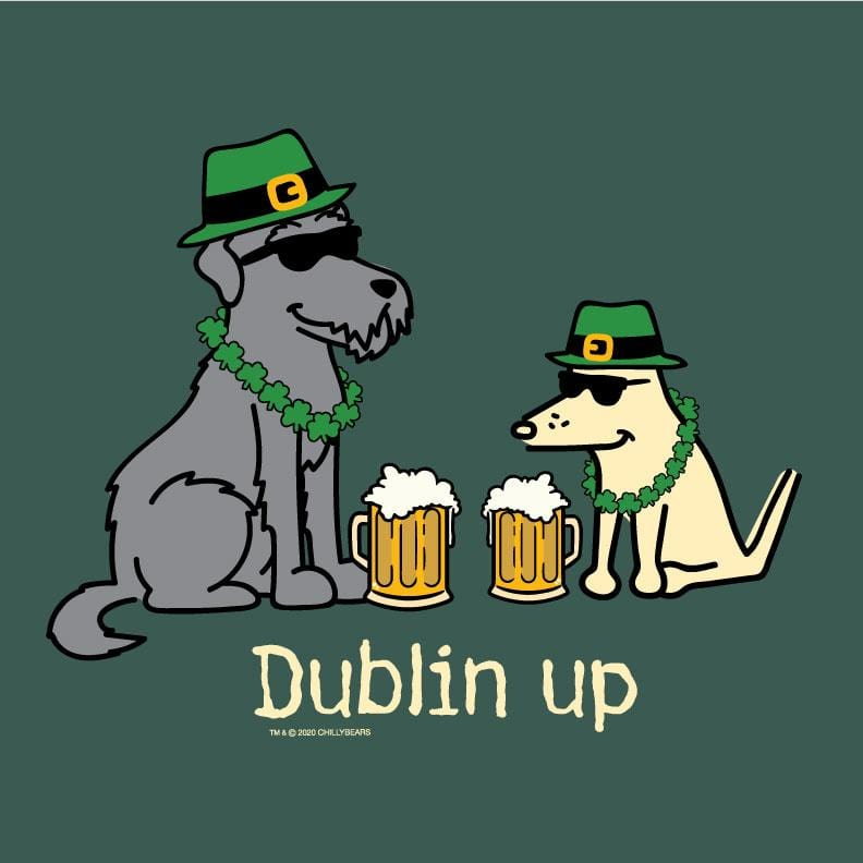 Dublin Up With The Irish - Classic Tee