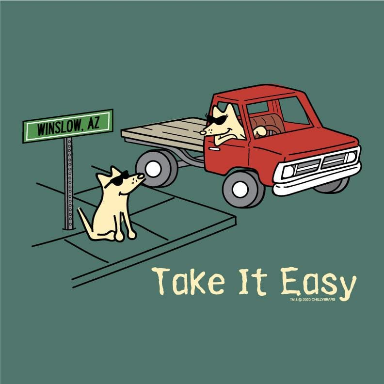 Take It Easy - Classic Tee