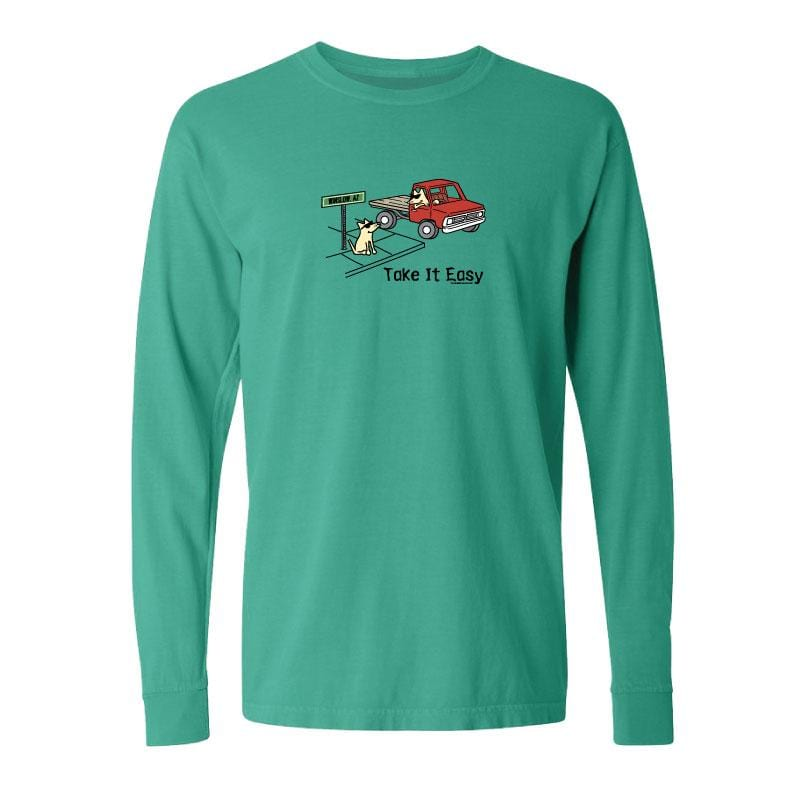 Take It Easy - Classic Long-Sleeve T-Shirt