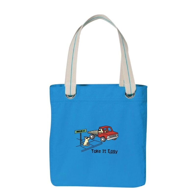 Take It Easy - Canvas Tote